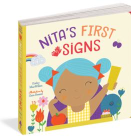 Workman Publishing Nita's First Signs