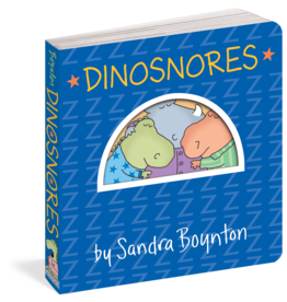 Workman Publishing BOYNTON: DINOSNORES