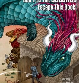 Abrams Dont Let the Beasties Escape This Book!