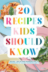 Random House 20 Recipes Kids Should Know