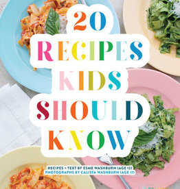 Random House 20 Recipes Kids Should Know