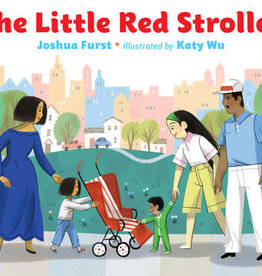 Random House The Little Red Stroller