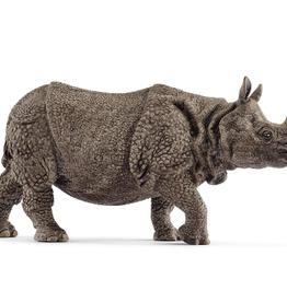 Schleich Indian Rhino