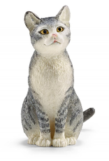 Schleich Cat, sitting