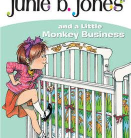 Random House Junie B. Jones #2: Junie B. Jones and a Little Monkey Business