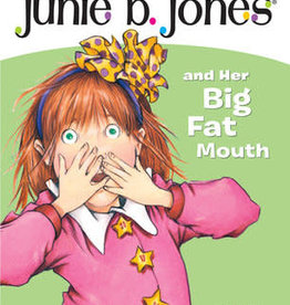 Random House Junie B. Jones #3: Junie B. Jones and Her Big Fat Mouth