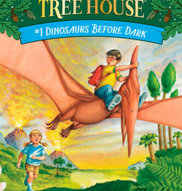 Random House Magic Tree House #1: Dinosaurs Before Dark