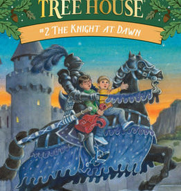 Random House Magic Tree House #2: The Knight at Dawn