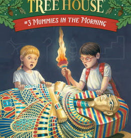 Random House Magic Tree House #3: Mummies in the Morning