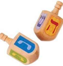 Maple Landmark Dreidel