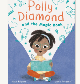 Chronicle Books Polly Diamond and the Magic Book: Book 1