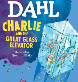 Random House/Penguin Charlie and the Glass Elevator: Paperback