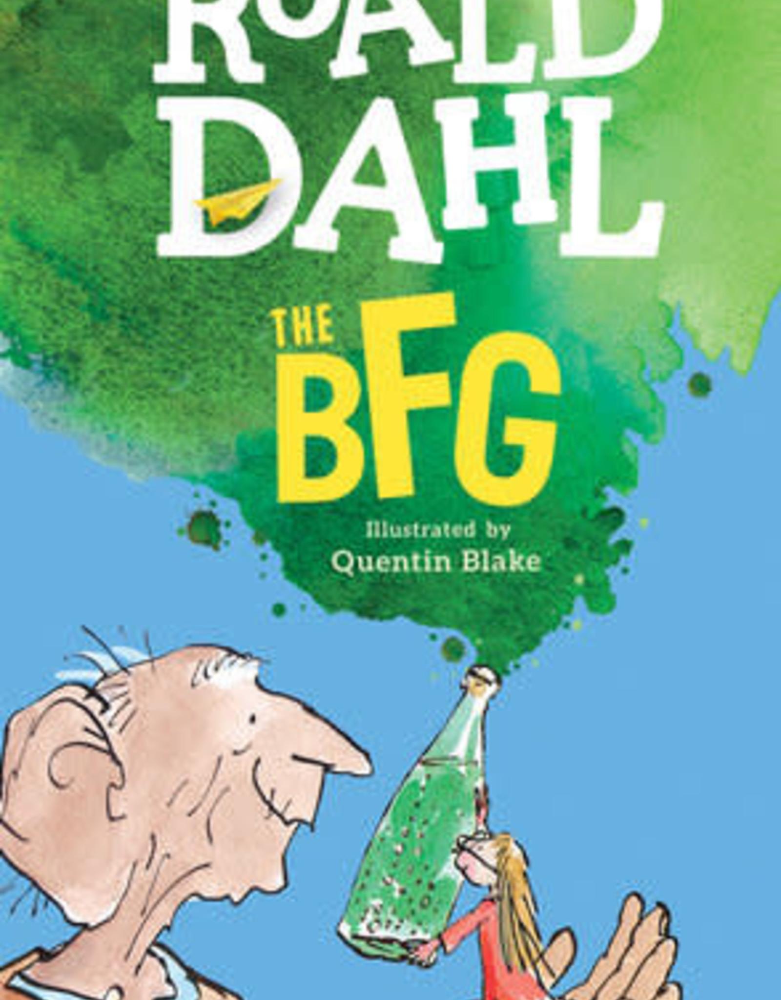 Random House/Penguin The BFG: Paperback