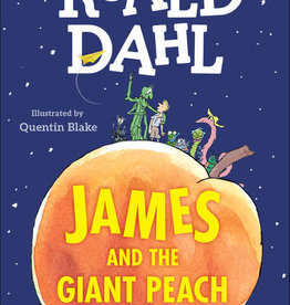 Random House/Penguin James and the Giant Peach: Paperback