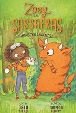 Baker and Taylor Publishers Zoey and Sassafras #2: Monsters and Mold