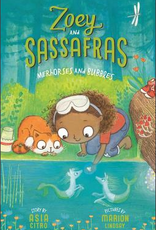 Baker and Taylor Publishers Zoey and Sassafras #3: Merhorses and Bubbles