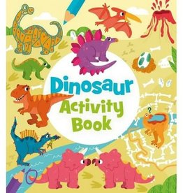 Baker and Taylor Publishers Dinosaur Activity Book