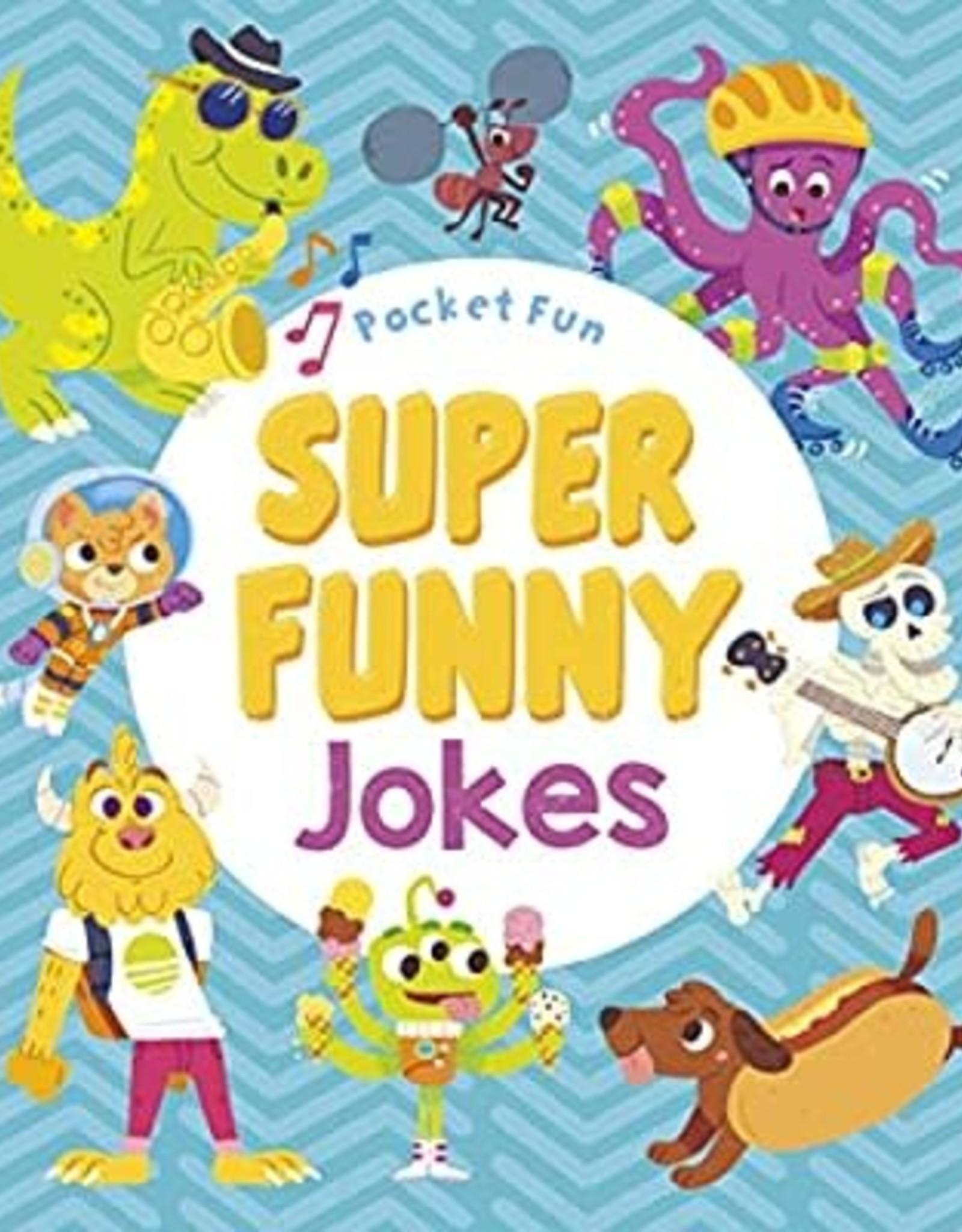 Baker and Taylor Publishers Pocket Fun: Super Funny Jokes