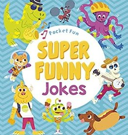 Baker and Taylor Publishers Pocket Fun: Super Funny Jokes