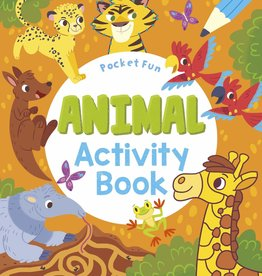 Baker and Taylor Publishers Pocket Fun: Animal Activity Book