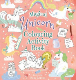 Baker and Taylor Publishers Magical Unicorn Coloring Activity Book