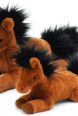 "Jellycat Clover Pony: Medium 15"""
