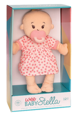 The Manhattan Toy Company Wee Baby Stella Doll Peach