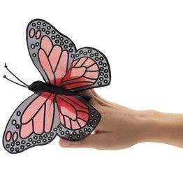 Folkmanis Finger Puppet: Monarch Butterfly