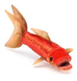 Folkmanis Finger Puppet: Goldfish