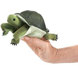 Folkmanis Finger Puppet: Turtle