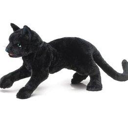 Folkmanis Puppet: Black Cat