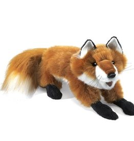 Folkmanis Puppet: Small Red Fox