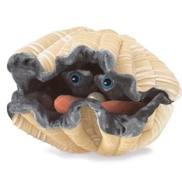 Folkmanis Puppet: Giant Clam