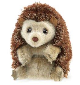 Folkmanis Puppet: Hedgehog