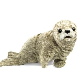 Folkmanis Puppet: Harbor Seal