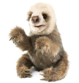 Folkmanis Puppet: Baby Sloth