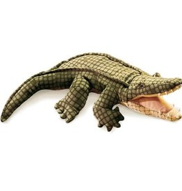 Folkmanis Puppet: Alligator