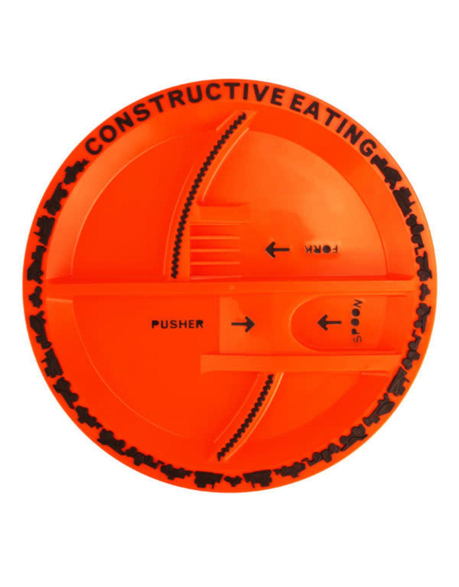 Constructive Eating Constructive Eating: Plates