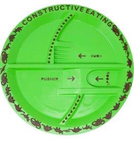 Constructive Eating Constructive Eating: Dino Plate