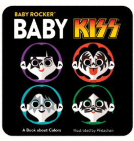 Hachette Baby KISS