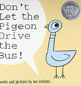 Hachette Don't Let the Pigeon Drive the Bus!