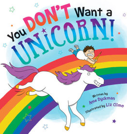Hachette You Don't Want a Unicorn!