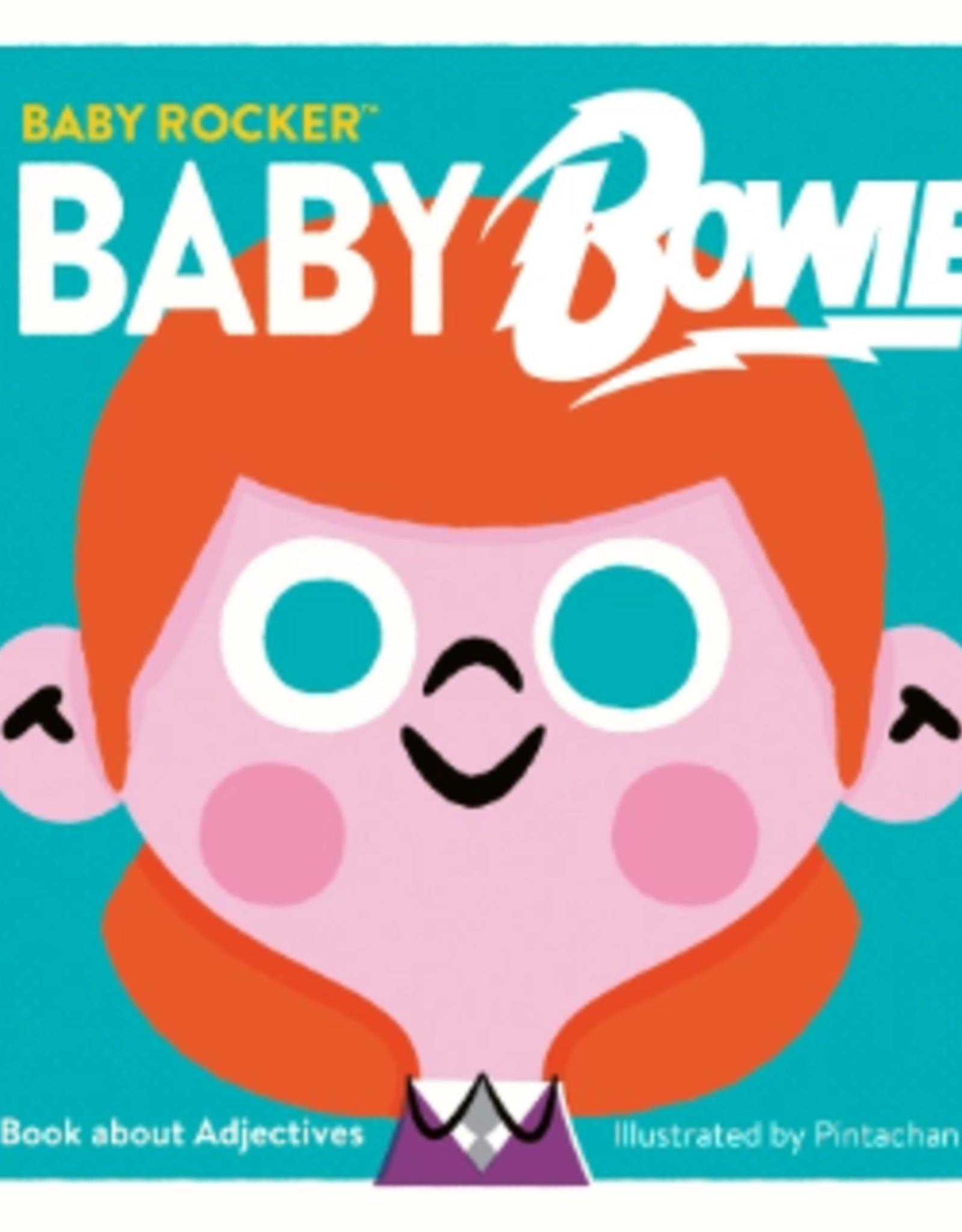 Hachette Baby Bowie