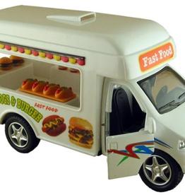 Schylling Diecast: Food Truck