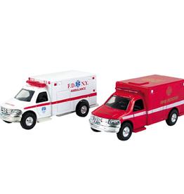 Schylling Diecast: Ambulance