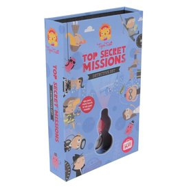 Schylling Top Secret Missions Set