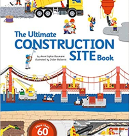 Chronicle Books ULTIMATE CONSTRUCTION SITE