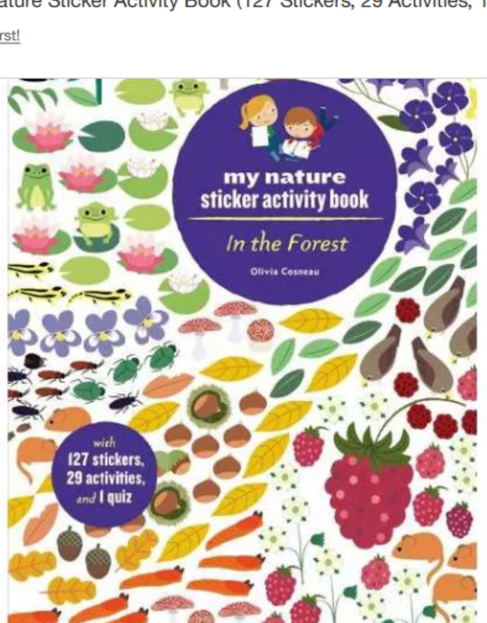 Camp Kit 1: Nature & Outdoors, 3-5yrs