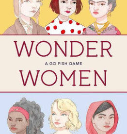 Chronicle Books Wonder Women