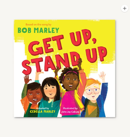 Chronicle Books Get Up, Stand Up